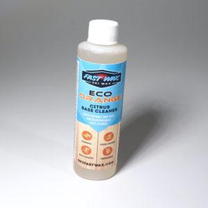 Eco Orange 6oz cleaning agent on World Cup Ski Shop 2
