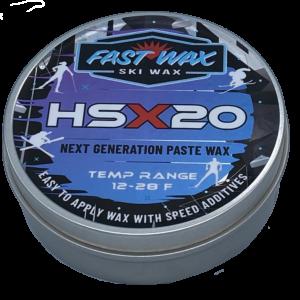 Fast Wax HSX 10,20,30 Paste Wax - 60g on World Cup Ski Shop 5
